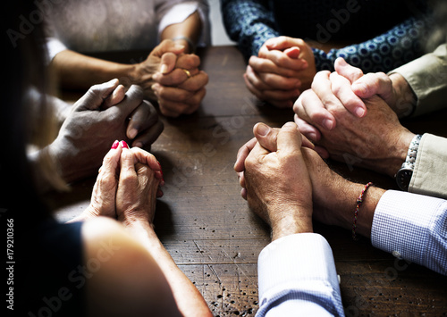 Fényképezés  Diverse religious shoot