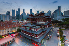 Buddha's Relic Tooth Temple
