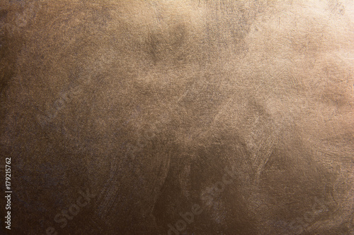 Fototapeta Dark gradient bronze texture background