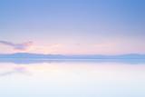 Sunset over the Salton Sea - 179216195