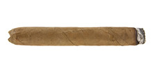 Cigar Isolated On White Backgr...