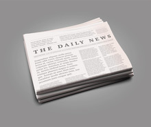 Vector Realistic Newspaper Wit...