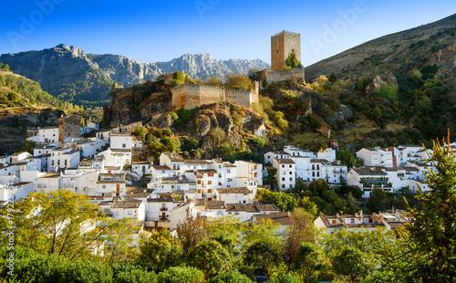 Foto Cazorla village,Andalusia,Spain