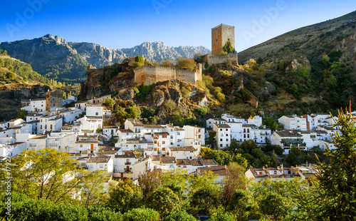 Leinwand Poster Cazorla village,Andalusia,Spain