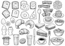 Breakfast Collection Illustrat...