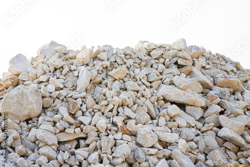 Pile of gravel, stones and cliffs of different sizes - Buy