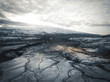 The Icelandic highland