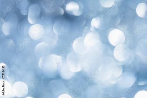 Fototapeta blurred sparkling festive abstract background obraz na płótnie