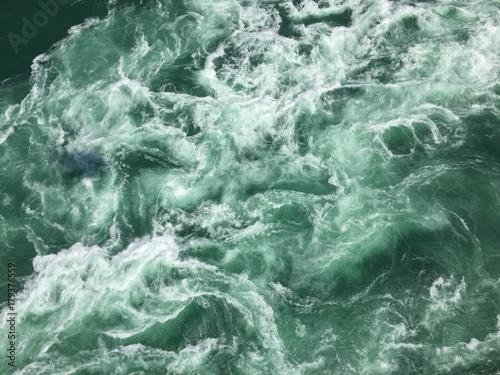 Canvas Prints Marble wave