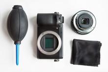Digital Photo Camera With Clea...