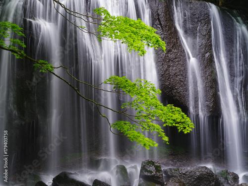 達沢不動滝 © akira1201