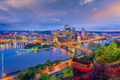 Photo Pittsburgh, Pennsylvania, USA