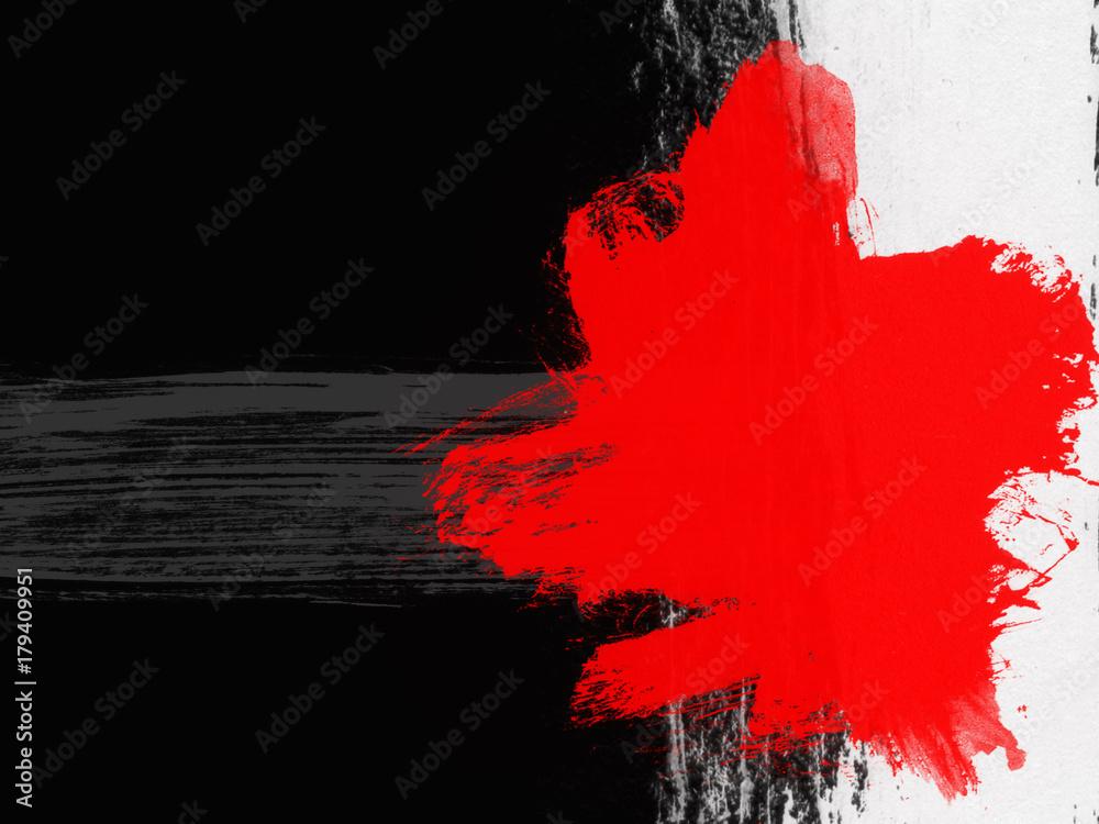 Fototapety, obrazy: Grange Red Background