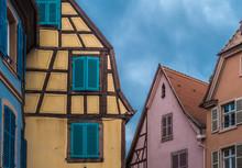 Old City Of Colmar, The Capita...