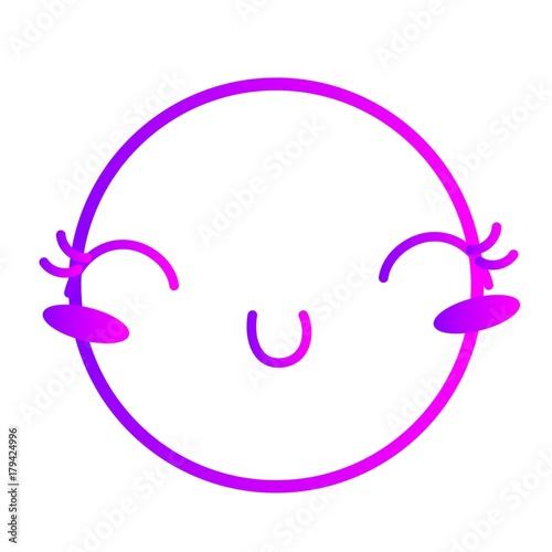 Fotografie, Obraz  Isolated emoticon design