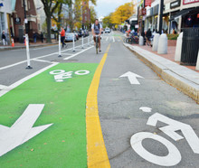 Two-Way Protected Bike Lanes, ...