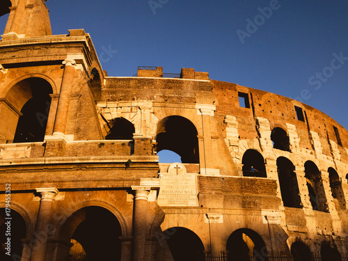 Photo colosseum 2