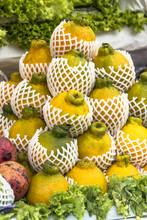 Sumo Mandarin Fruit (Reticulat...