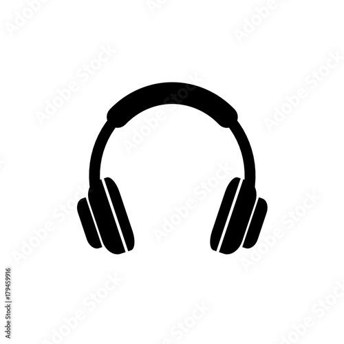 Fényképezés  słuchawki ikona