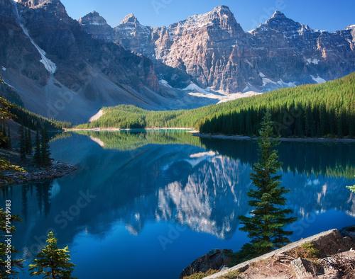 Recess Fitting Canada Moraine Lake Banff Alberta