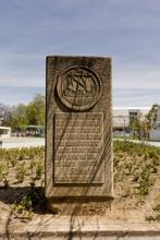 Monumento A Los Fueros De Santander
