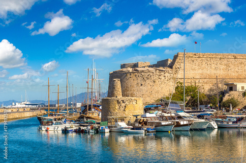 Photo sur Aluminium Chypre Kyrenia Castle, North Cyprus