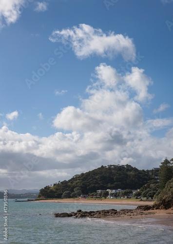 Tuinposter Canarische Eilanden Coast New Zealand