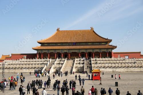 Foto auf AluDibond Peking The Palace Museum