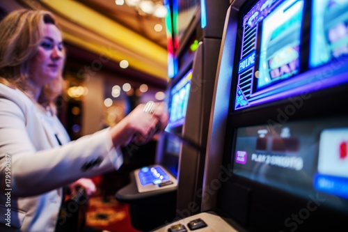 Plakat  Casino Slot Games Play