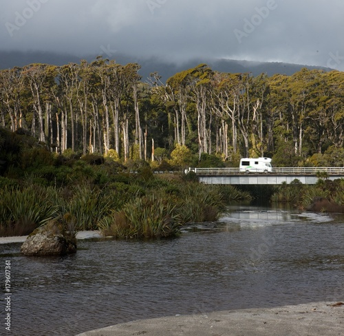 Photo  Westcoast New Zealand
