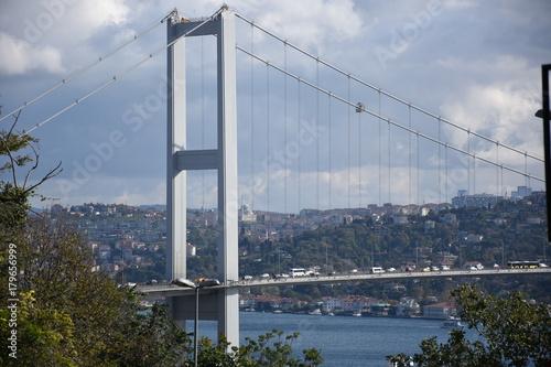 Fototapeta Most w Stambule