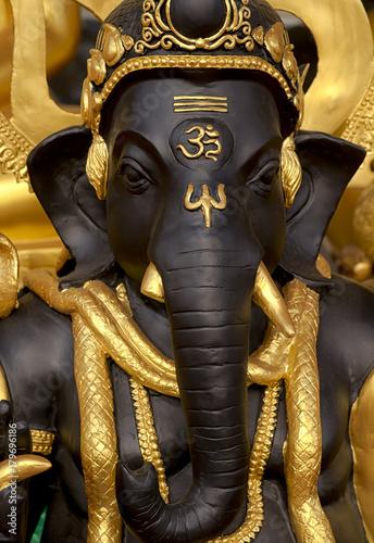 Платно Ganesh statue Chiang Mai Lanna Thailand