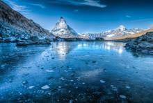 Hiking The Matterhorn, Zermatt, Visp, Valais, Switzerland