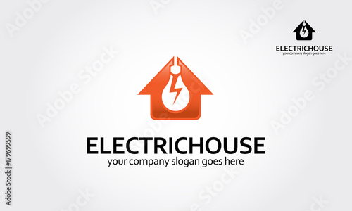 Home Idea Logo Is An Excellent Logo Template Suitable For