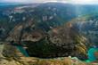Один из самых глубоких каньонов в мире - Сулакский каньон в Дагестане.