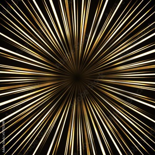 Fototapeta High-speed light