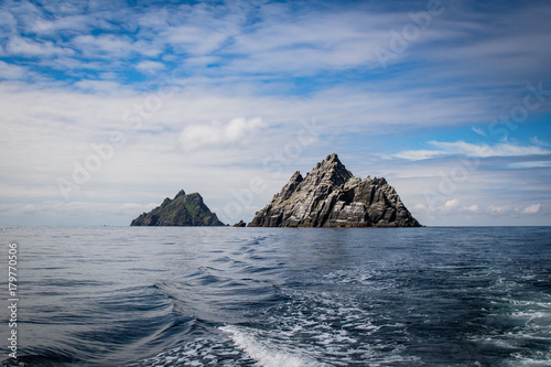 Fotografie, Tablou Skellig Islands