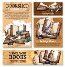Vector Sketch Poster For Old V...