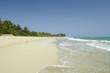 Cabarete beach in the Dominican Republic.
