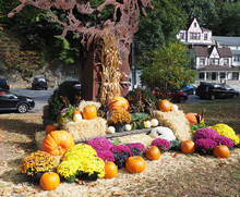 Autumn In Sleepy Hollow New York