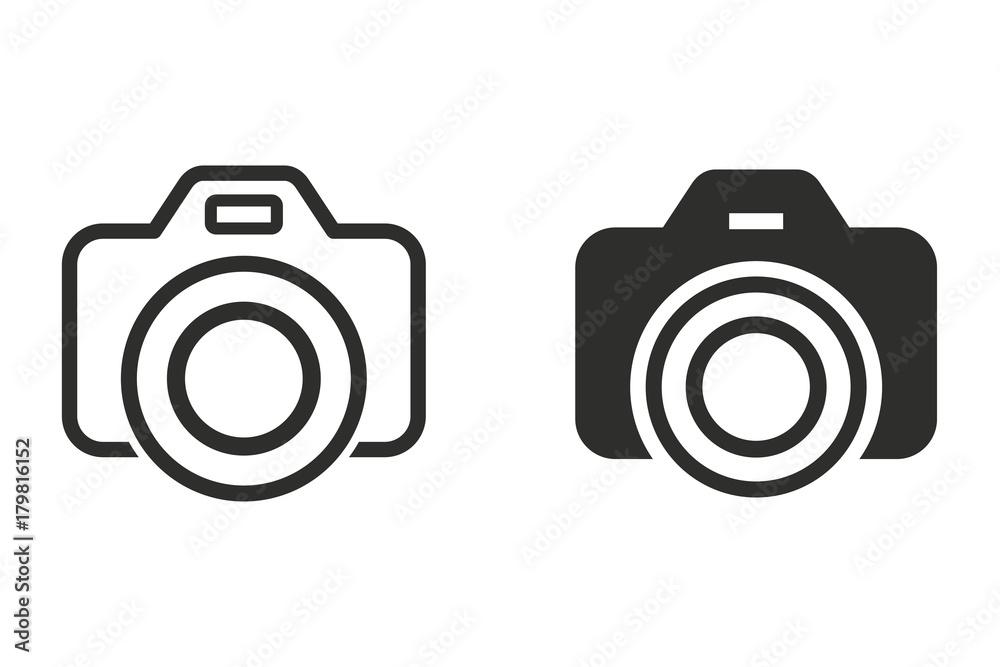 Fototapety, obrazy: Photo vector icon.