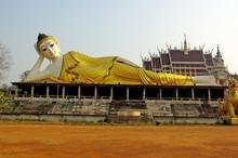 Big Lying Buddha