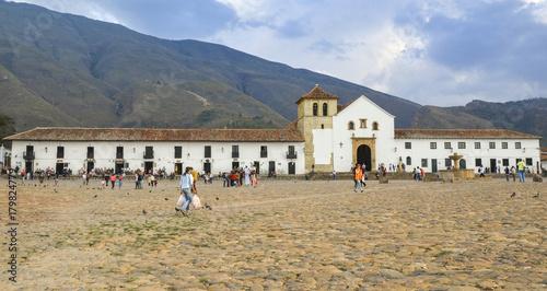 Fotografía Villa de Leyva. Colombia