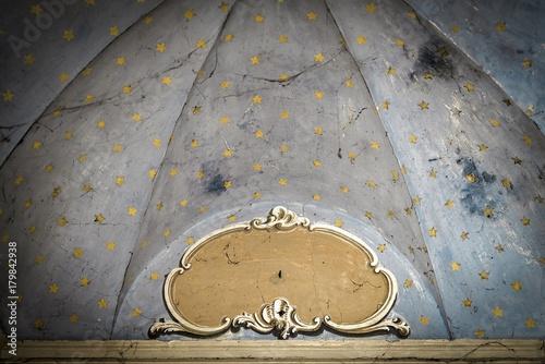 Fotografie, Obraz  Cappella della Chiesa interna di Palazzo Torti