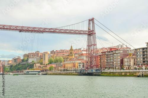 Puente de Vizcaya, Basque Country, Spain, Europe