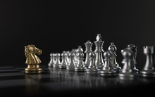 Chess (knight Confront Opponen...