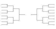 Team Tournament Bracket Templa...
