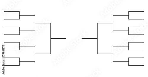 Team Tournament Bracket Templates