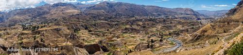 Fotografering Colca Canyon, Peru