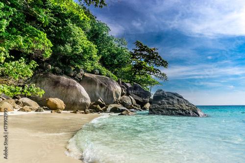 Vászonkép Similan Island, Thailand